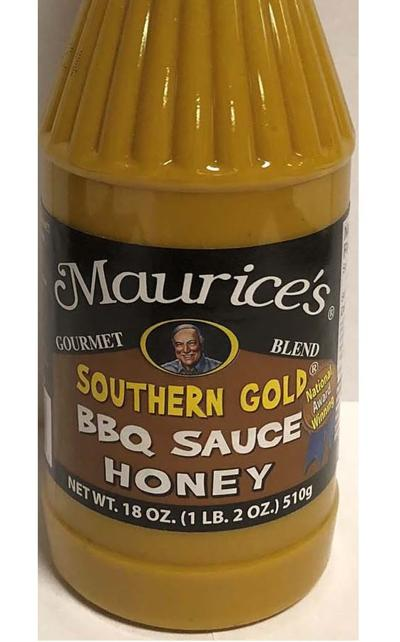Maurice's Southern Gold BBQ Honey Sauce