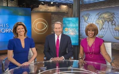 CBS morning show to air from top of NYC skyscraper