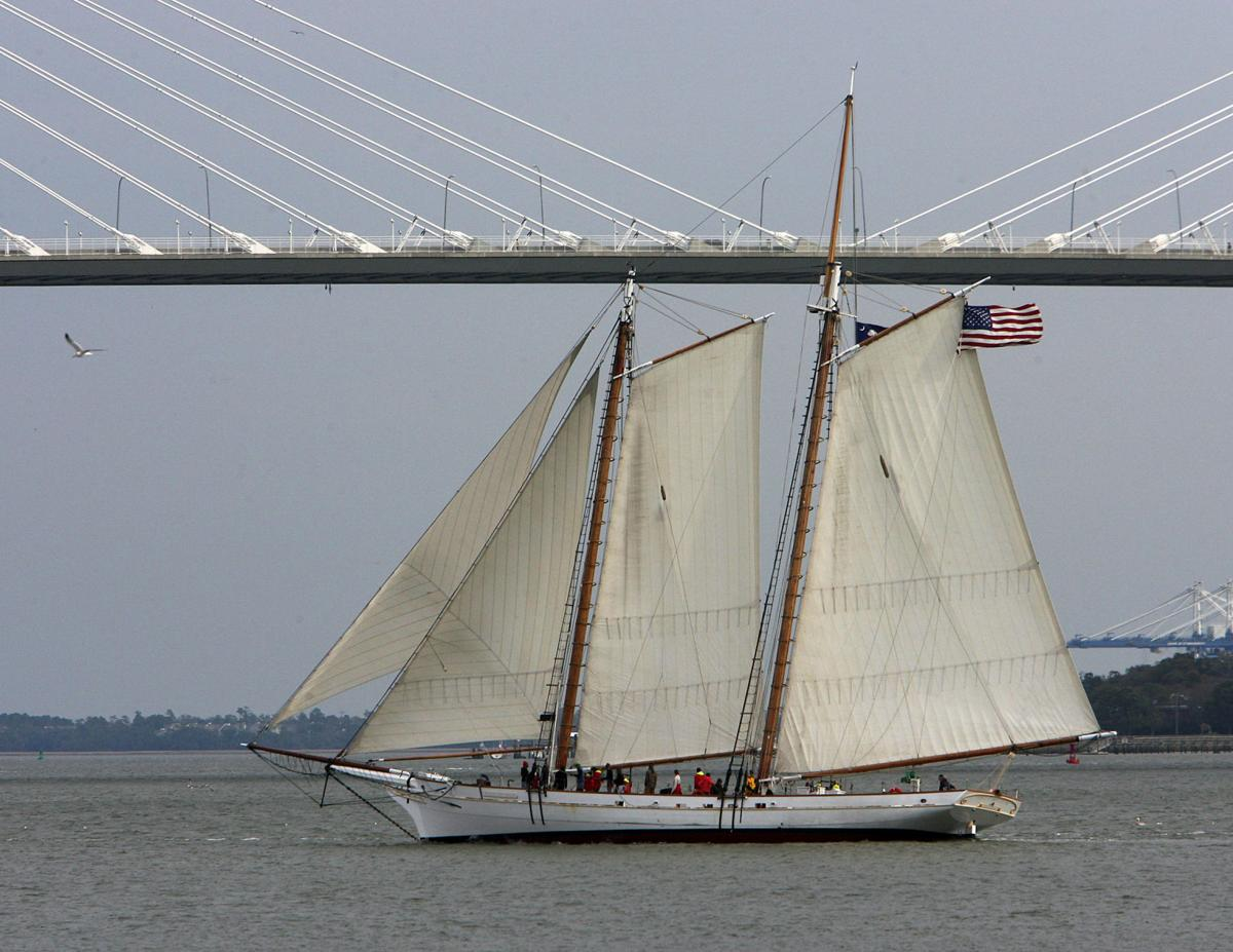 Last breath of the Spirit's wind; tall ship to be sold at auction