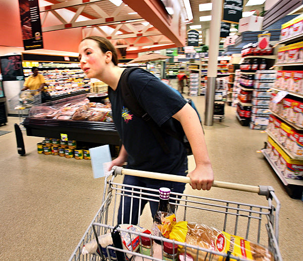 Food prices taking bite out of budgets: Costs likely to climb up to 4% this year, economist says