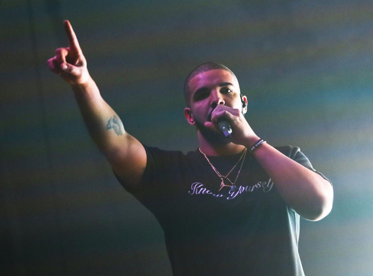 U2, Drake, Britney Spears to perform at iHeartRadio fest