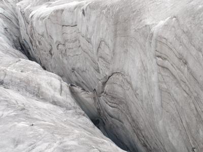 China Melting Glacier