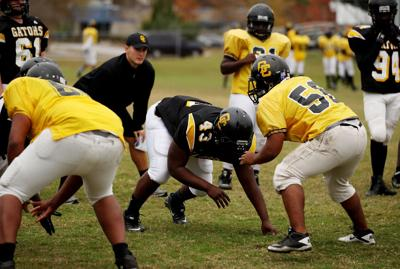 Goose Creek takes lead in playoff game