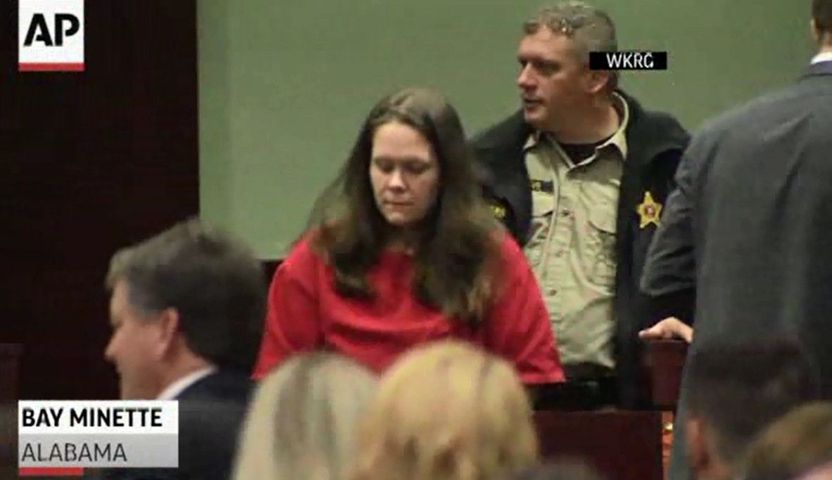 Woman sentenced to 219 years in prison in sex ring case