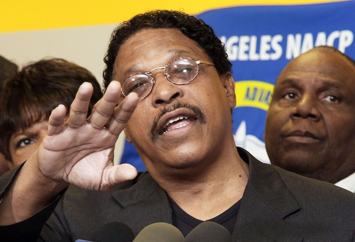 LA NAACP head quits amid fury over Sterling honor