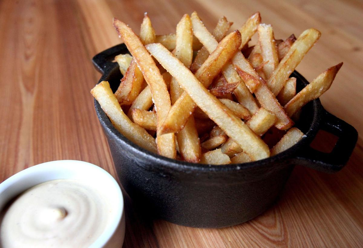 Valentine's Day edition: My heart beats for thee, the humble fry