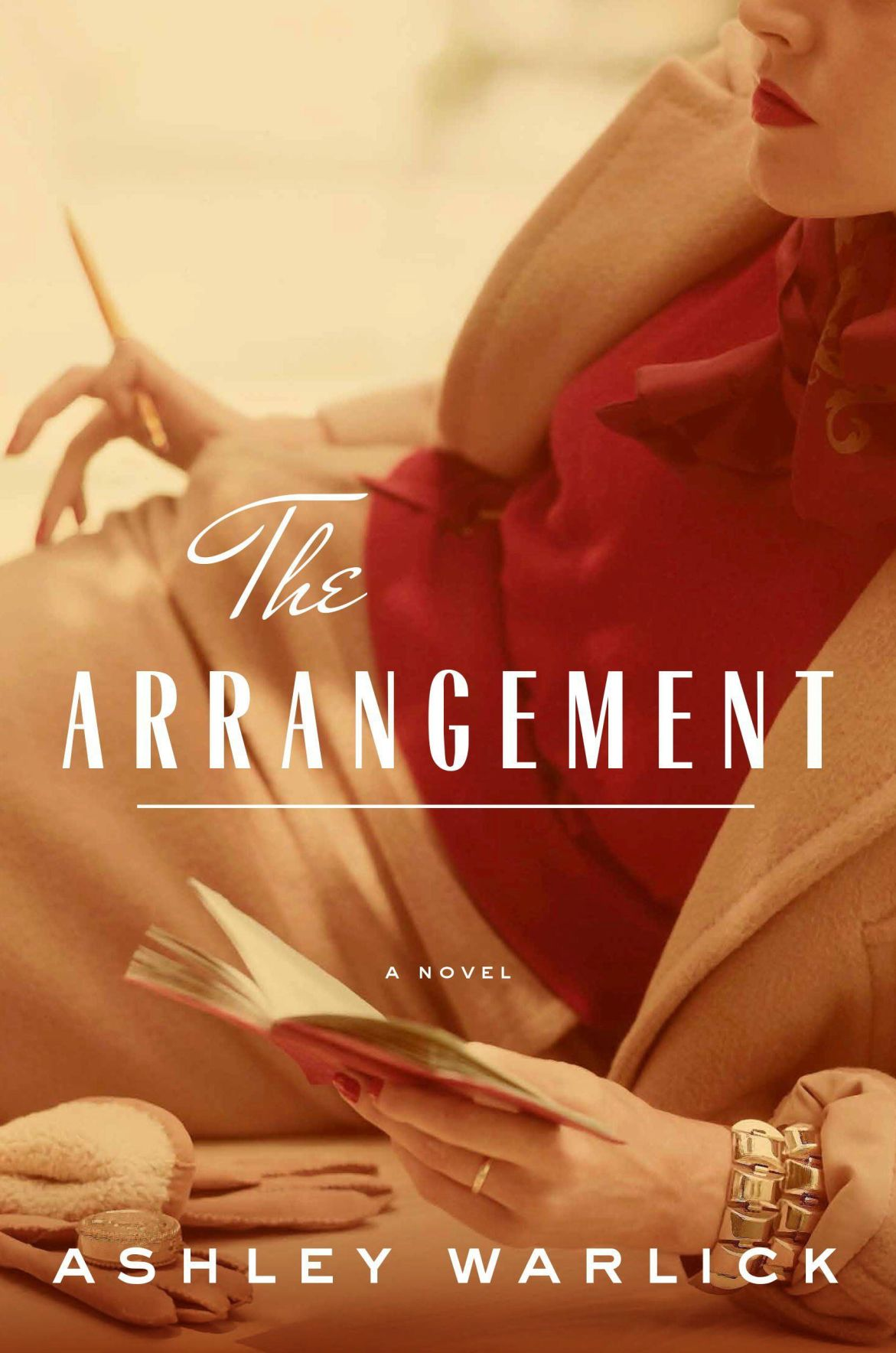 'The Arrangement' A fictional account of the life of M.F.K. Fisher