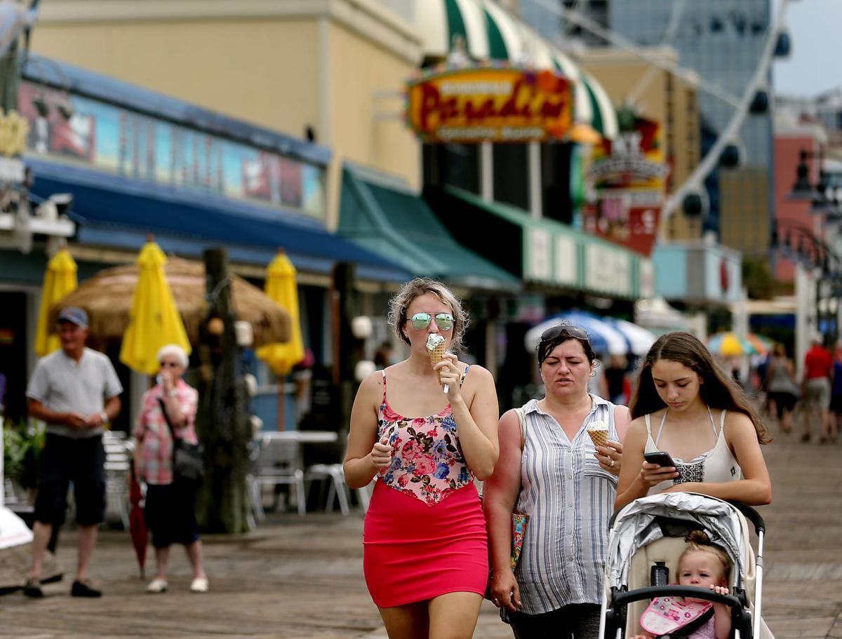 Myrtle Beach tourism