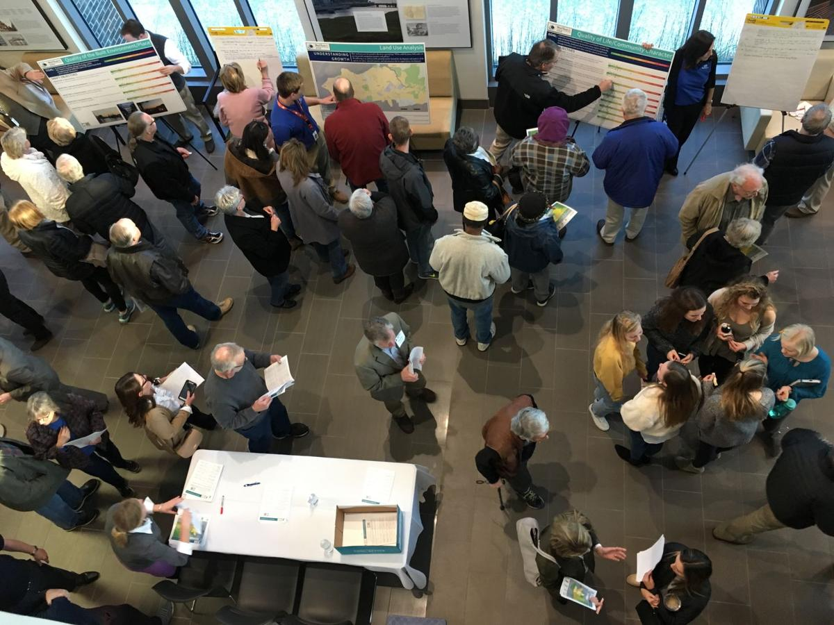 Mount Pleasant residents gather to learn about Comprehensive Plan