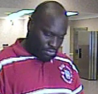 Bank fraud suspect sought