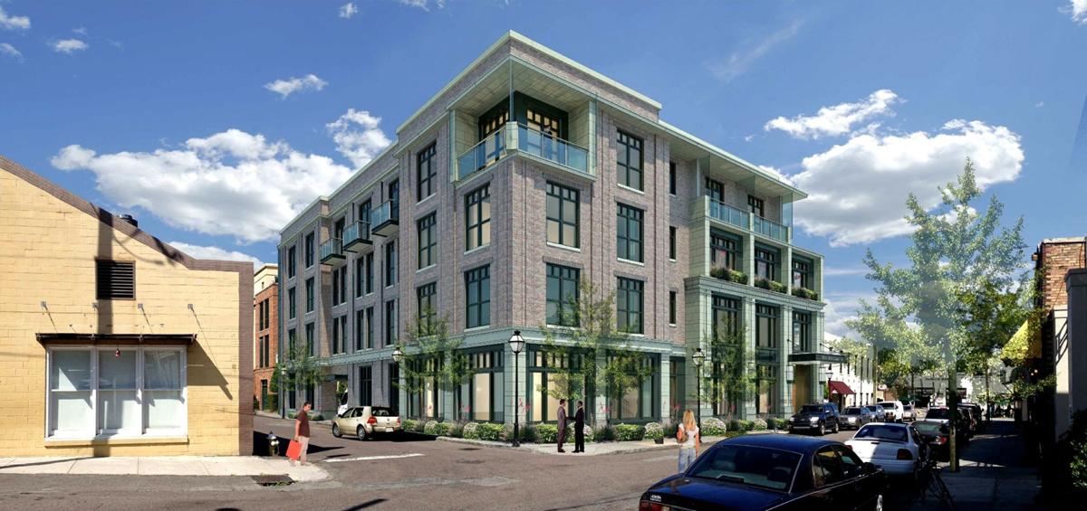 'High-end' inn planned 41-room hotel would be built on State Street downtown