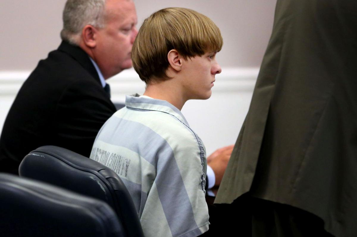 Roof facing hate-crimes charges Grand jury delivers federal indictment in Emanuel AME case