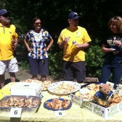 Mountaineers Pile Up Pepperoni Rolls for Annual Bake-Off