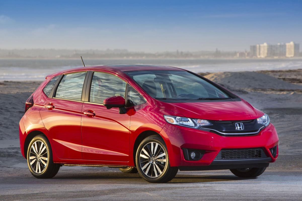 Honda bolsters Fit to boost crash resistance