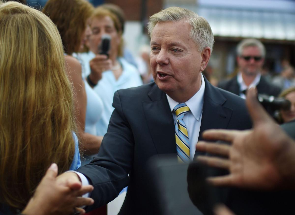 BC-US--Capitol Hill Buzz-Graham-Abortion,532<\n>Capitol Hill Buzz: GOP Sen. Graham offers abortion bill<\n>AP Photo WX109<\n>An occasional look at what Capitol Hill is talking about.
