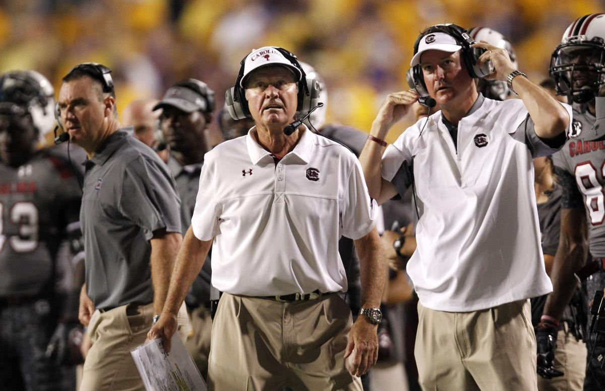 Spurrier preparing for return to Florida