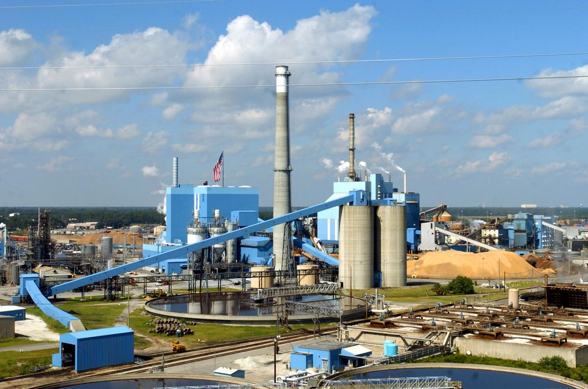 N. Charleston paper mill owner has record 1Q financial results