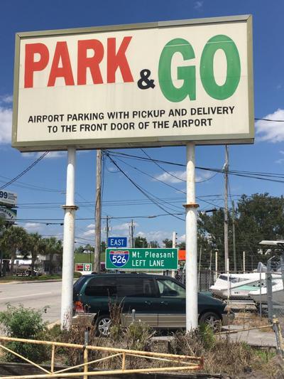 Park & Go lot