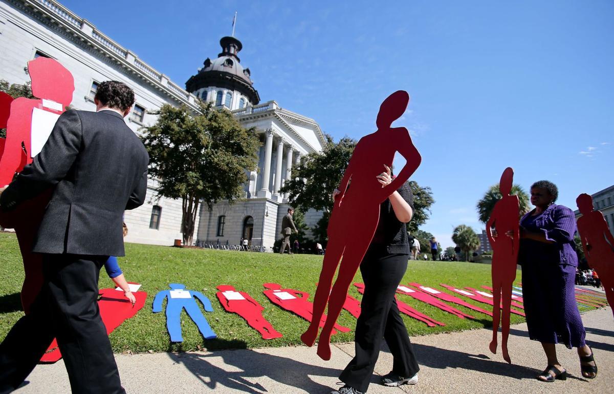 Palmetto Sunrise: Domestic violence reform expected to cross finish line