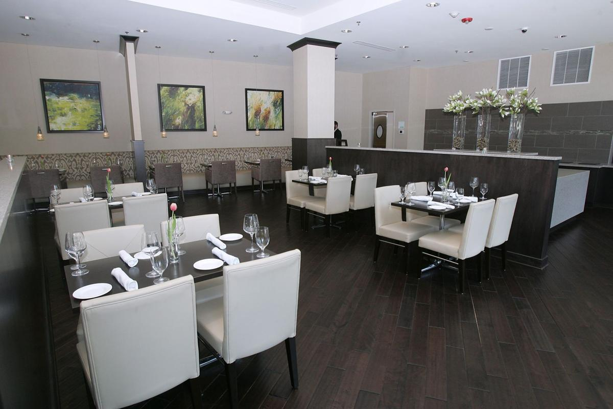 The Meeting Room offers up Lowcountry tapas