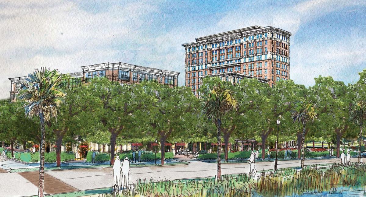 Jasper plan now 20-story high-rise