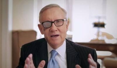 Harry Reid says he won't seek re-election