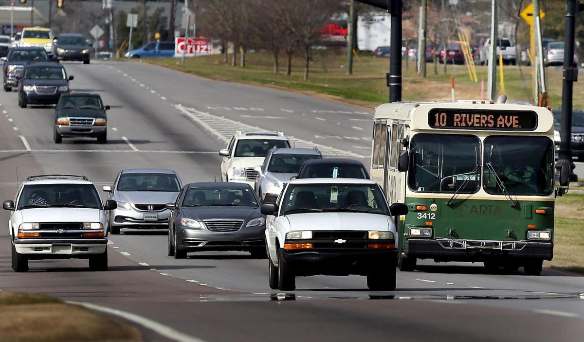 Bus rapid transit the best I-26 hy yh yh yh y (copy) (copy)