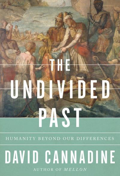 Author looks to humanity's shared history