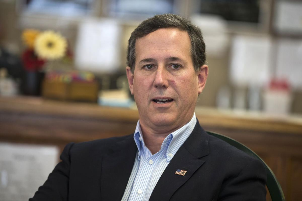 Rick Santorum ends bid for the White House, backs Rubio