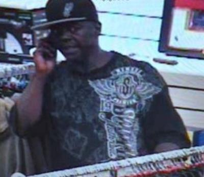 Police searching for West Ashley clothing shoplifter