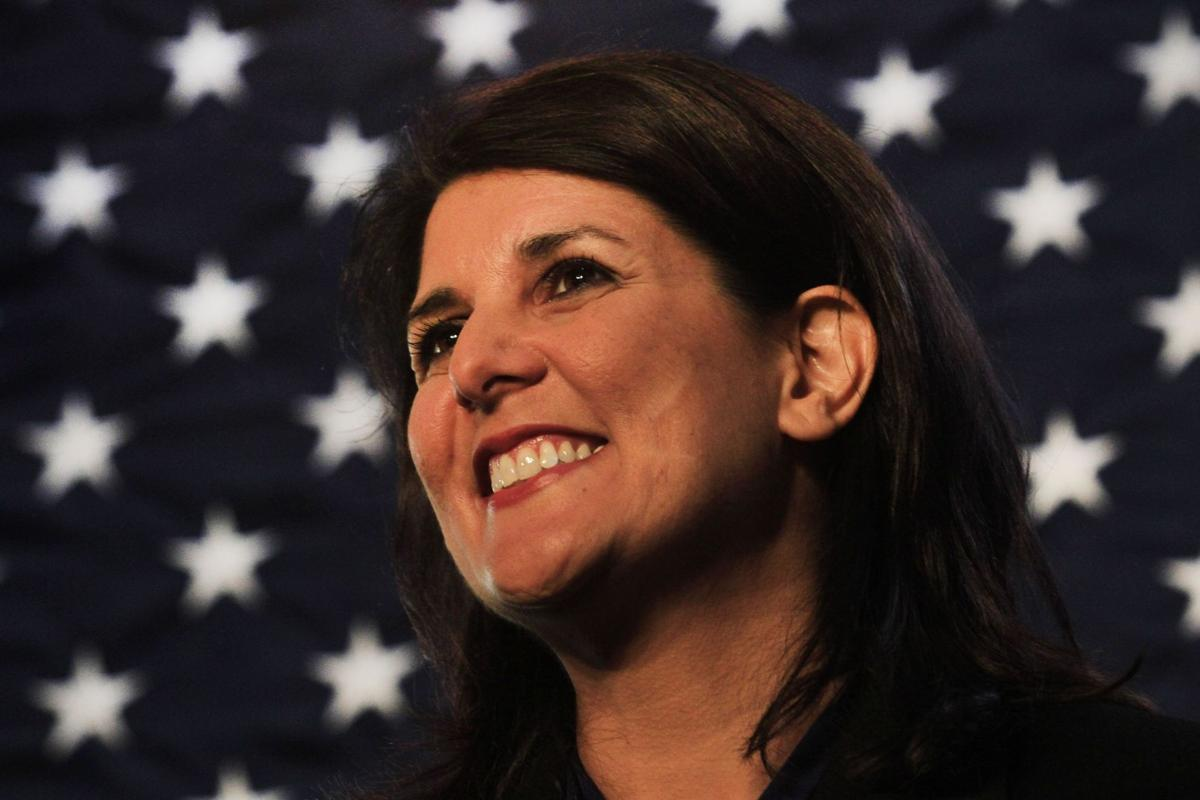 SC's Haley says she'd 'say no' to Romney job offer
