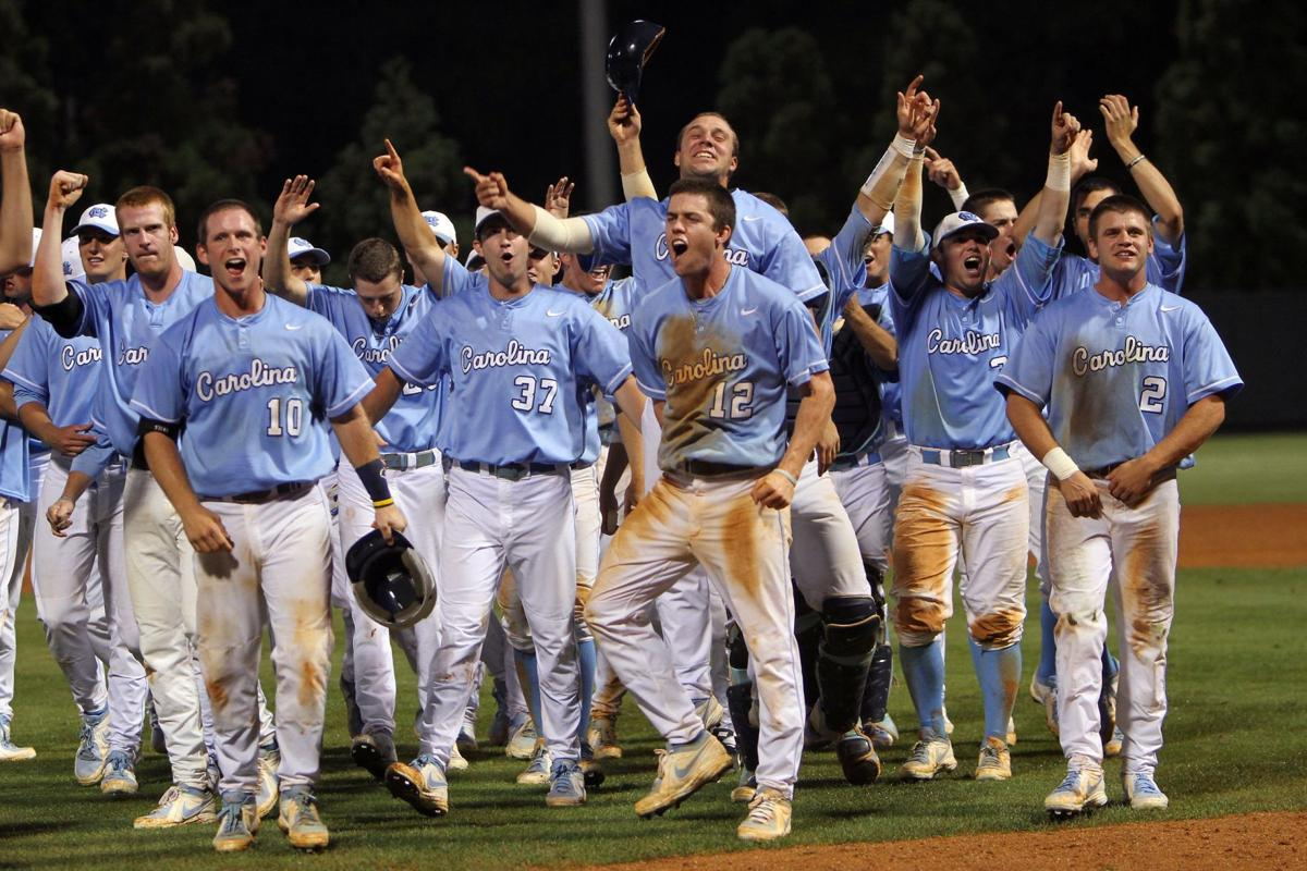 North Carolina, Vandy avoid elimination in NCAA baseball Regionals