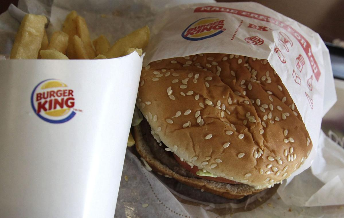 Burger King offers burgers for breakfastAP Photo NYBZ140
