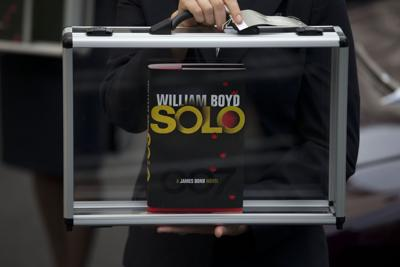 James Bond is back, in William Boyd's new novel 'Solo'