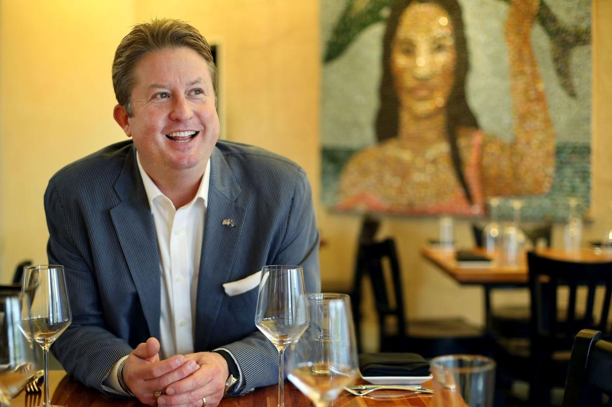 A success to savor Local hospitality CEO serving on influential James Beard panel