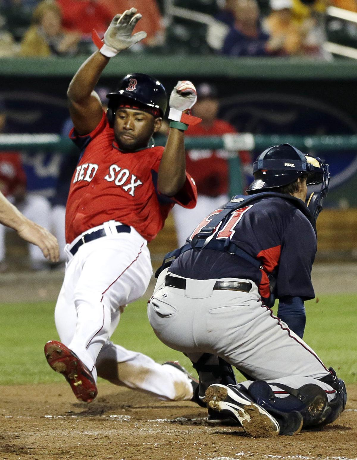 Bradley on roster for Sox