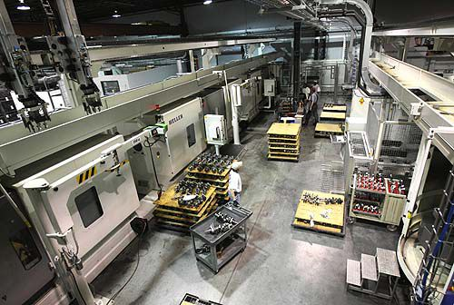 German plant to rev up expansion