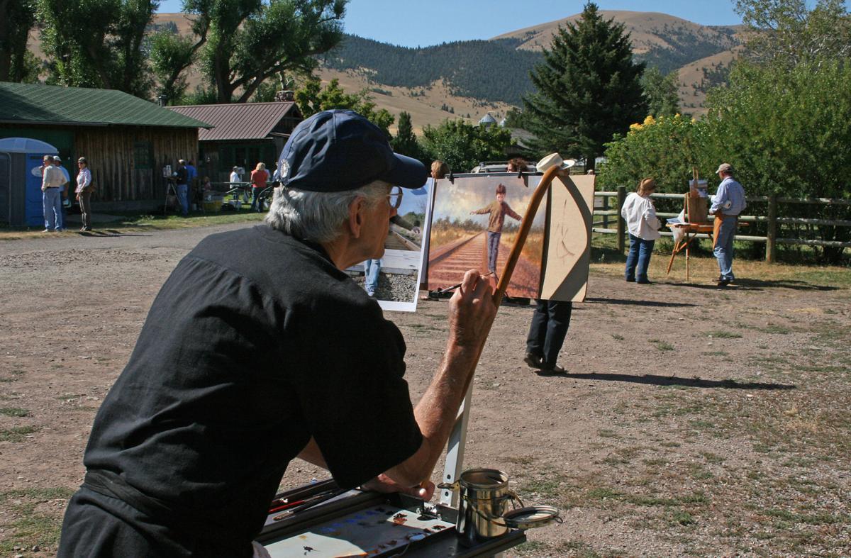 Art event set on Montana ranchland