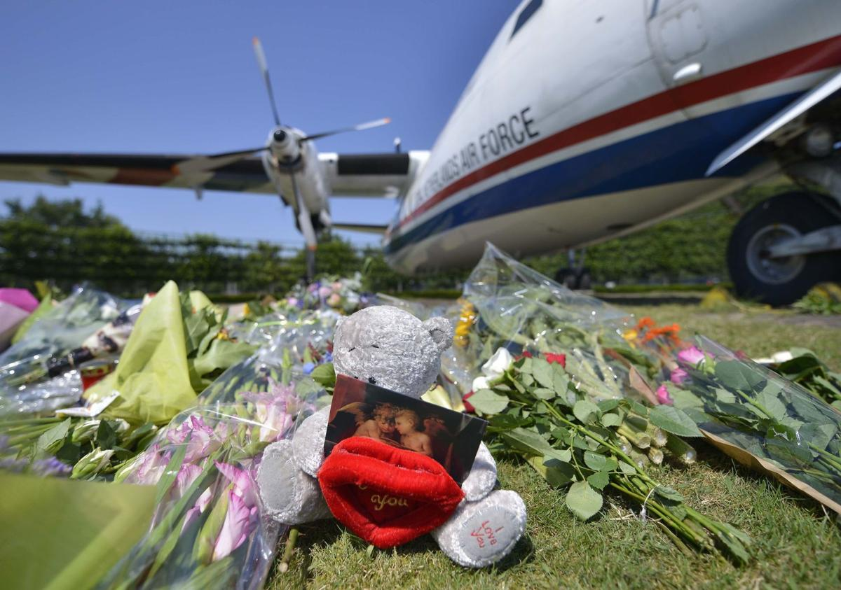 Malaysia jet victims' bodies arrive in Netherlands