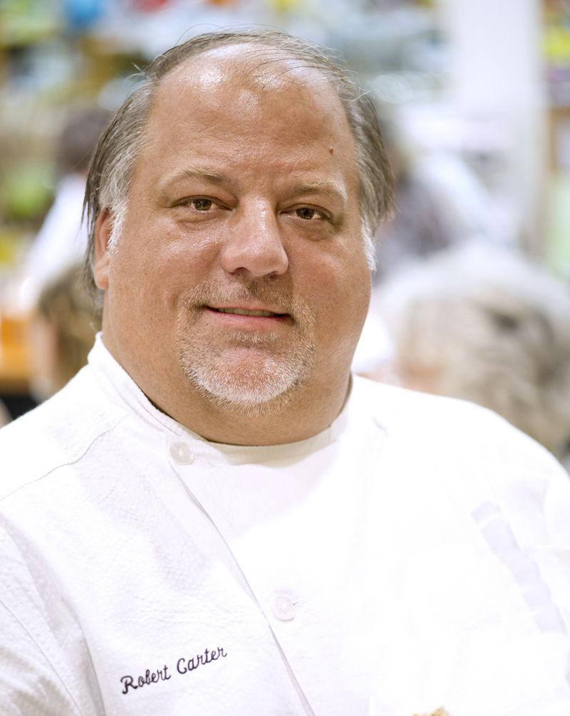 Bob Carter opens restaurant at Renaissance Hotel next month