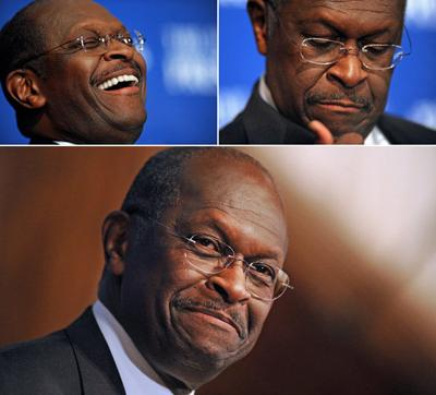 Herman Cain denies changing his story