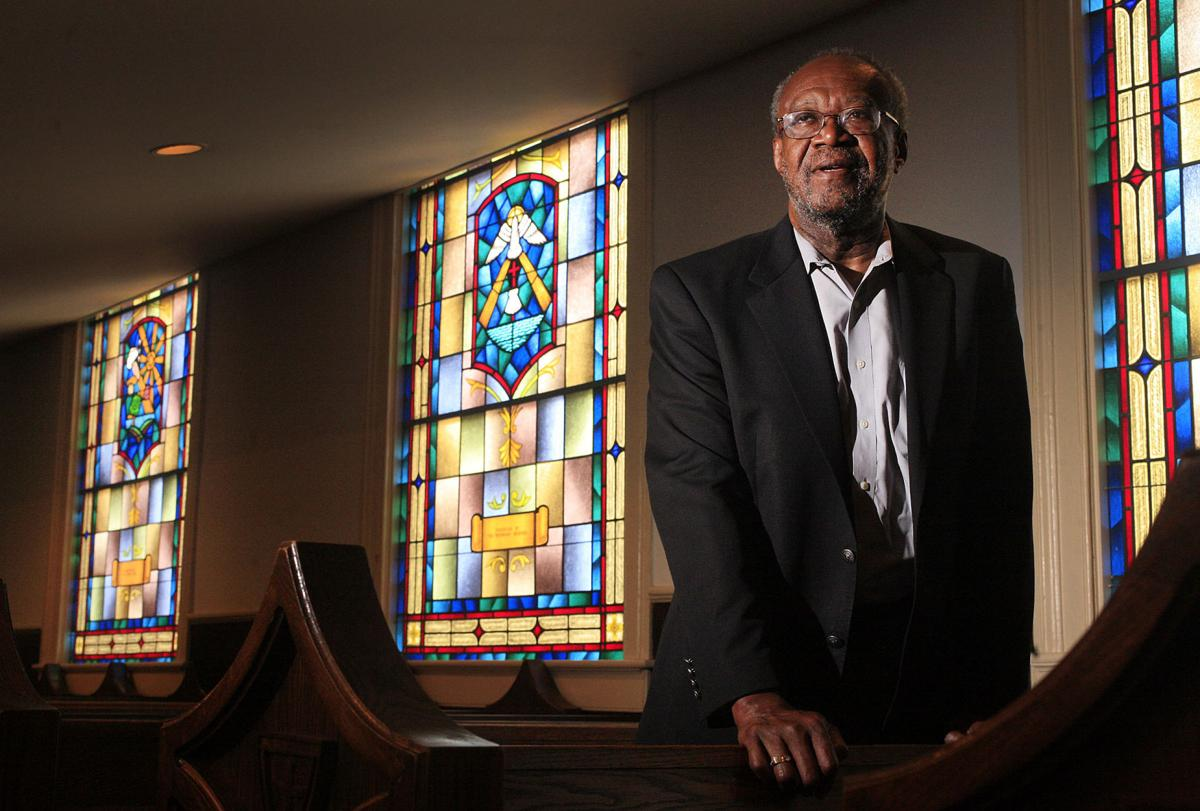 Rev. Joe Darby, presiding elder of the Beaufort District of the AME Church (copy)