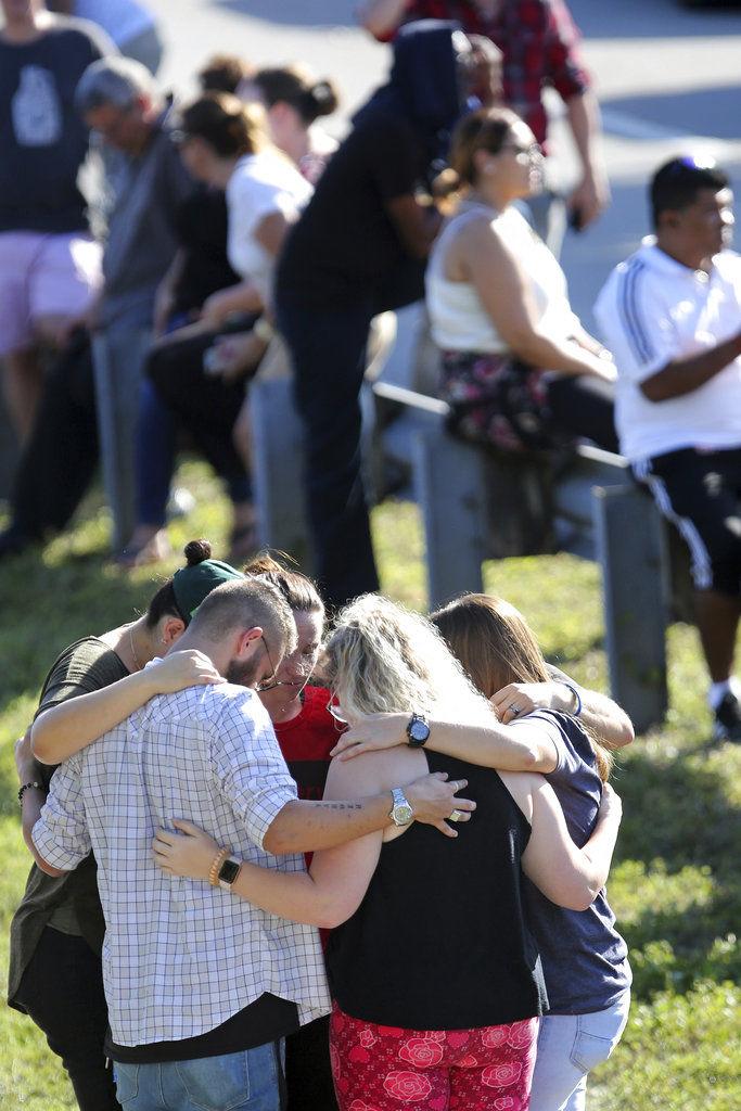 APTOPIX School Shooting Florida (copy)