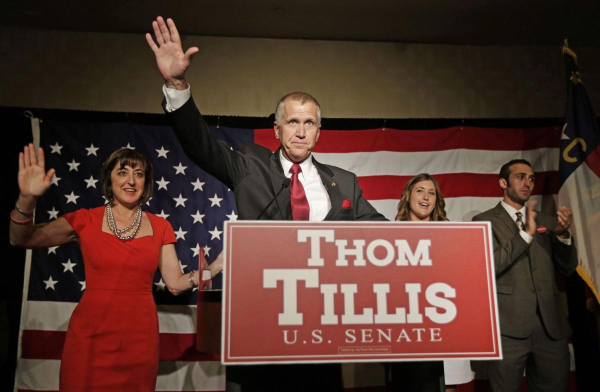 North Carolina tea party loss could boost Lindsey Graham win in South Carolina