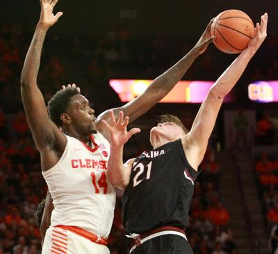 Clemson South Carolina basketball (copy)