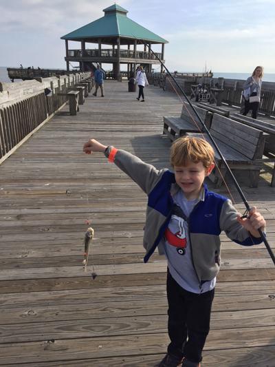 Folly Beach fishing