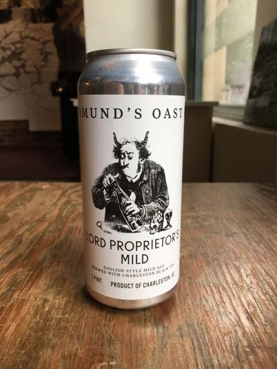 Edmund's Oast Mild