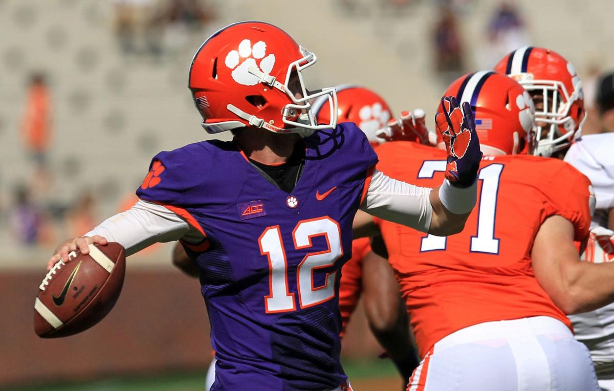 Tigers ready for 'final exam' in spring game