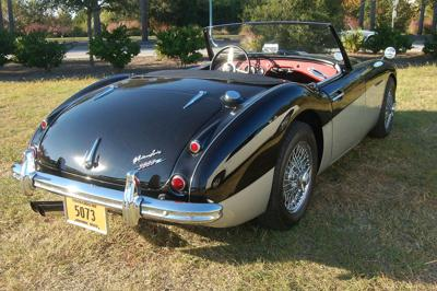 Cheerio! British Car Day rebounds from Sandy drenching in 2012, displays close to 100 classic vehicles under clear skies