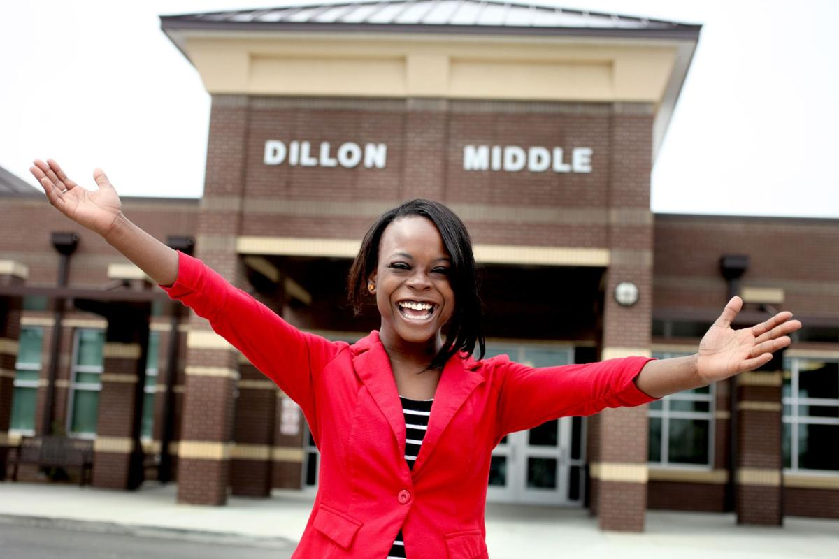 Ty'Sheoma Bethea soon to move on College beckons Dillon's star letter writer